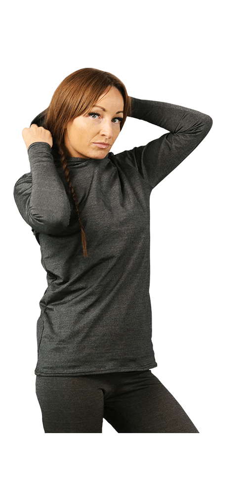 Product Page - 2nd Image Hoodie Womens